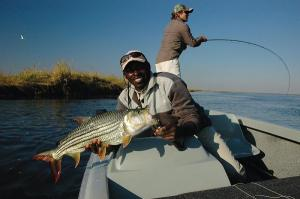 Chobe River Fishing Tour